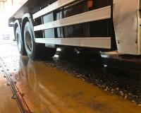 Truckwash vloeren